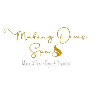 logo making divas spa unicentro neiva